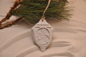 Three Kings Sand Ornament