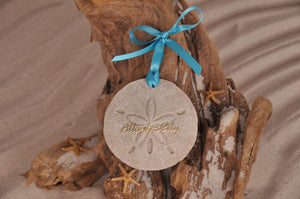 Atlantic City Sand Dollar Ornament