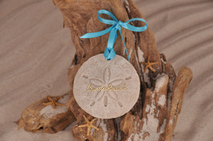 Bonita Beach Sand Dollar Ornament