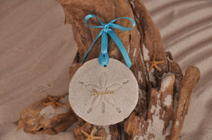 Destin Sand Dollar Ornament