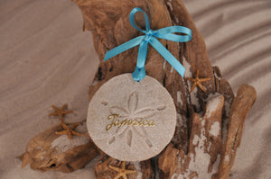 Jamaica Sand Dollar Ornament