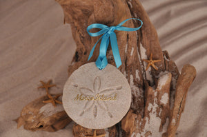 Marco Island Sand Dollar Ornament