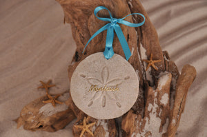 MONTAUK SAND DOLLAR, MONTAUK SAND ORNAMENT, TROPICAL SEASIDE ORNAMENT, COASTAL BEACH GIFT, MADE IN FLORIDA, BEACH LOVER GIFTS, BEACH SAND KEEPSAKES, VACATION SOUVENIR, GIFT SHOP OWNERS, PROMOTIONAL ITEMS, PARTY FAVOR, SPECIAL EVENT, COLLECTIBLES, HAND-CRAFTED, FUNDRAISER, DESTINATION WEDDING, BEACH WEDDING FAVORS