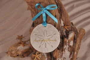 PENSACOLA BEACH SAND DOLLAR, PENSACOLA BEACH SAND ORNAMENT, TROPICAL SEASIDE ORNAMENT, COASTAL BEACH GIFT, MADE IN FLORIDA, BEACH LOVER GIFTS, BEACH SAND KEEPSAKES, VACATION SOUVENIR, GIFT SHOP OWNERS, PROMOTIONAL ITEMS, PARTY FAVOR, SPECIAL EVENT, COLLECTIBLES, HAND-CRAFTED, FUNDRAISER, DESTINATION WEDDING, BEACH WEDDING FAVORS