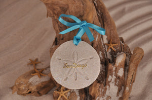 San Diego Sand Dollar Ornament