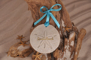 South Beach Sand Dollar Ornament