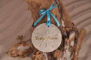 Turks & Caicos Sand Dollar Ornament