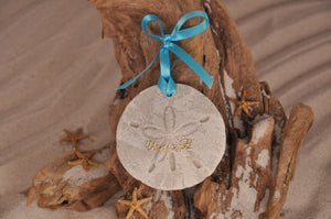 Venice Sand Dollar Ornament