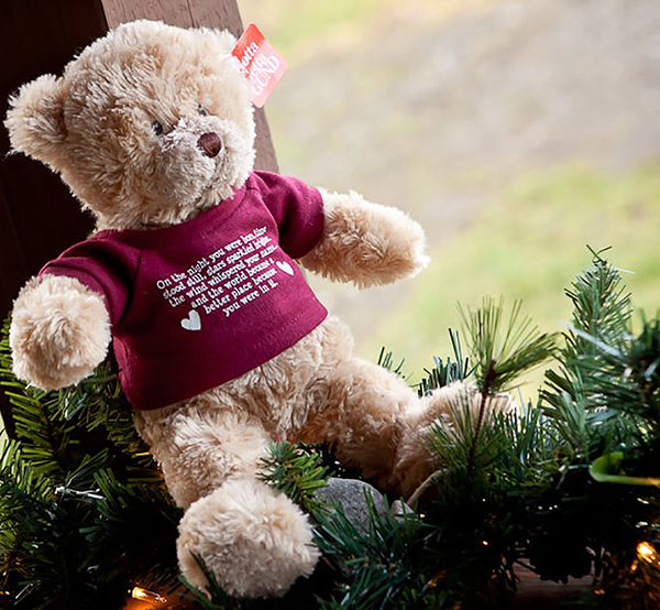 Adoption Blessing Bear Gift