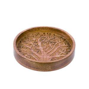 Tree of Life Jewelry Tray - Many Hearts One Beat