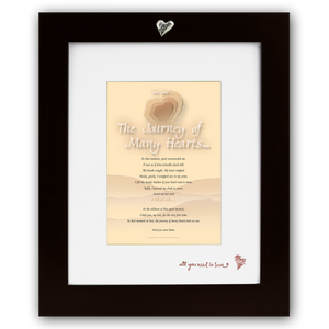 Many Hearts One Beat Adoption Journey Series Print