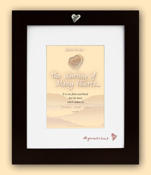 Journey Series: Adoptive Father and Son... - Many Hearts One Beat