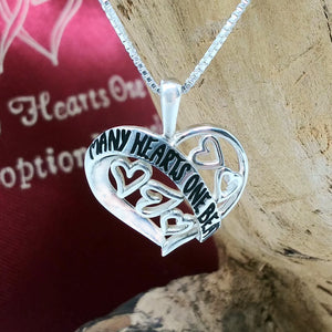 EXCLUSIVE Many Hearts Signature Pendant