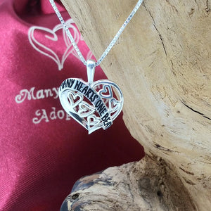 EXCLUSIVE Many Hearts Signature Pendant - Many Hearts One Beat