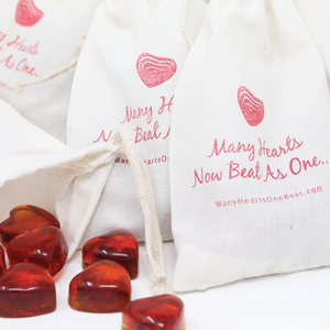 Lil' Bag of Heart Blessings... - Many Hearts One Beat