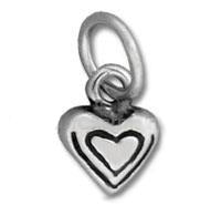 Many Hearts Charm Necklace - Many Hearts One Beat