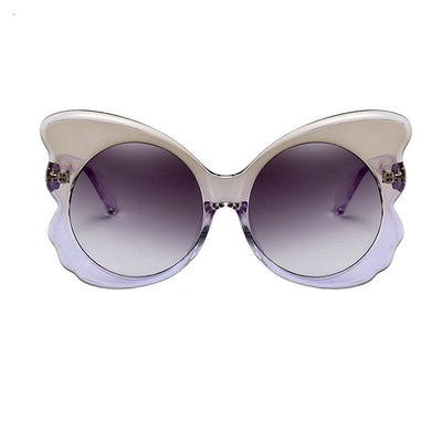 Shades-and-bikinis Elegant Lady Butterfly Sunglasses women Summer 1