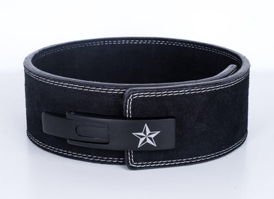 Weightlifting and Powerlifting Clothing | LOAD Powerlifting Belt – Lever Action - Load Strength Sports