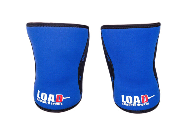 "Weightlifting and Powerlifting Clothing | The ""BASE"" Knee Sleeves - Load Strength Sports"