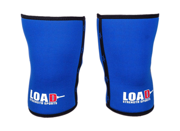 "Weightlifting and Powerlifting Clothing | The ""CHAMP"" Knee Sleeves - Load Strength Sports"