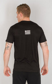 "Weightlifting and Powerlifting Clothing | ""Conquer Strength"" V-Neck - Load Strength Sports"