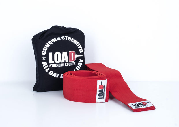 Weightlifting and Powerlifting Clothing | Multi-Purpose Knee Wraps - Load Strength Sports