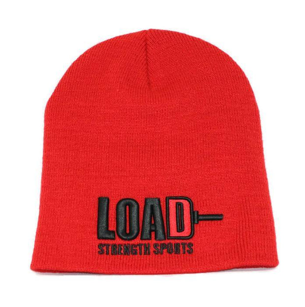 Weightlifting and Powerlifting Clothing | LOAD Beanie - Load Strength Sports