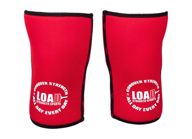 "Weightlifting and Powerlifting Clothing | The ""PRO"" Knee Sleeves - Load Strength Sports"