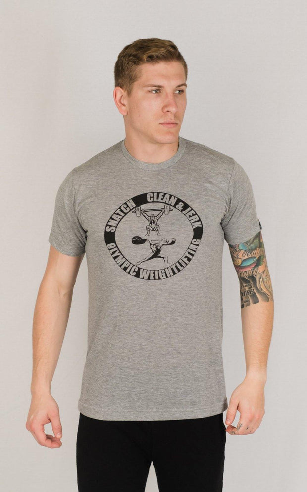 "Weightlifting and Powerlifting Clothing | ""Weightlifting"" Tee - Load Strength Sports"