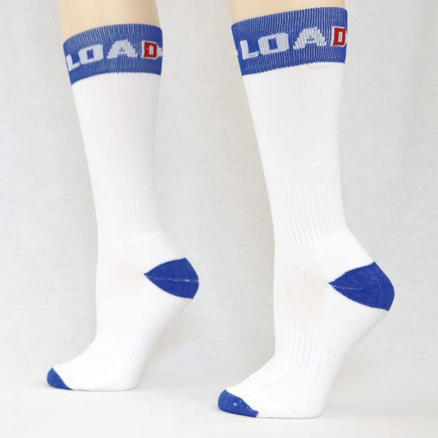 Weightlifting and Powerlifting Clothing | ¾ Sports Socks - Load Strength Sports
