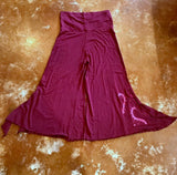 Dusty Rose Mehndi Bamboo/Cotton Pants