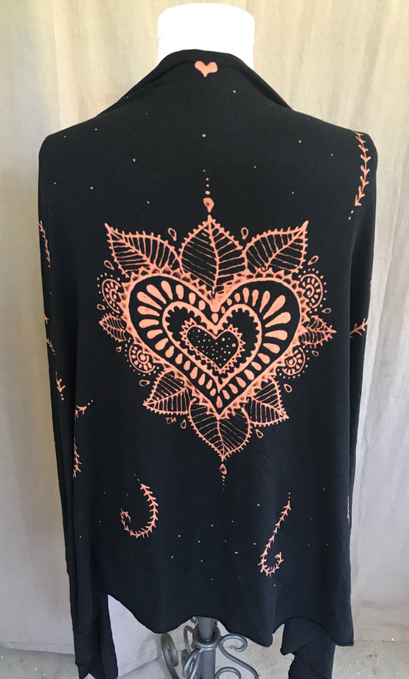 Intricate Heart Wrap