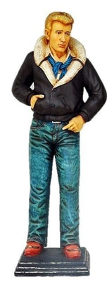 Celebrity James Dean Movie Hollywood Prop Decor Statue - LM Prop Rentals