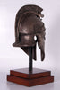 Alexander The Great Helmet Life Size Statue