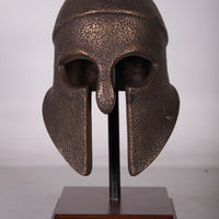 Helmet Achilles Replica Display Greek Hero of The Trojan War