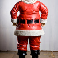 Jolly Santa Claus Christmas Life Size Statue