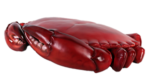 Crab Small Life Size Statue Prop