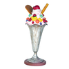 Ice Cream Sundae Over Sized Statue