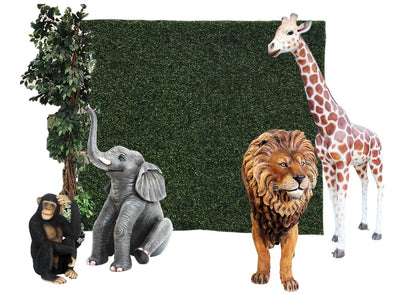 Jungle Package Life Size Statues