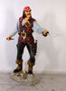 Pirate Cristobal Life Size Statue