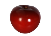 Medium Red Apple Over Sized Statue