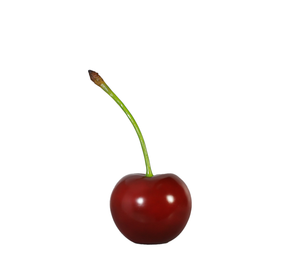 Cherry Single Over Sized Statue