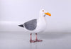 Seagull Life Size Statue Prop