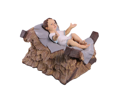 Nativity Baby Jesus Christmas Life Size Statue