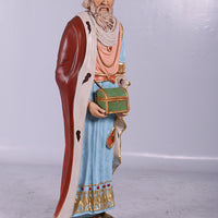 Nativity King Gaspar Christmas Life Size Statue