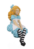 Alice From Alice In Wonderland Cartoon Resin Life Size Statue