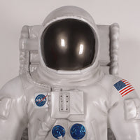 Astronaut Life Size Space Prop Resin Decor Statue