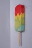 Hanging Rainbow Ice Cream Popsicle Over Sized Statue