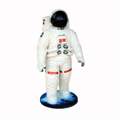 Astronaut Walking Small Statue