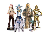 Star Wars Package 1 Life Size Statue